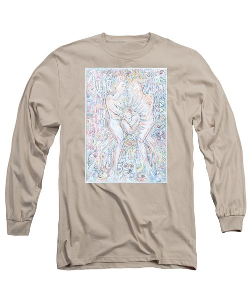 Life Series 1 Long Sleeve T-Shirt by Giovanni Caputo