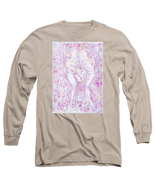 Life Series 6 Long Sleeve T-Shirt by Giovanni Caputo