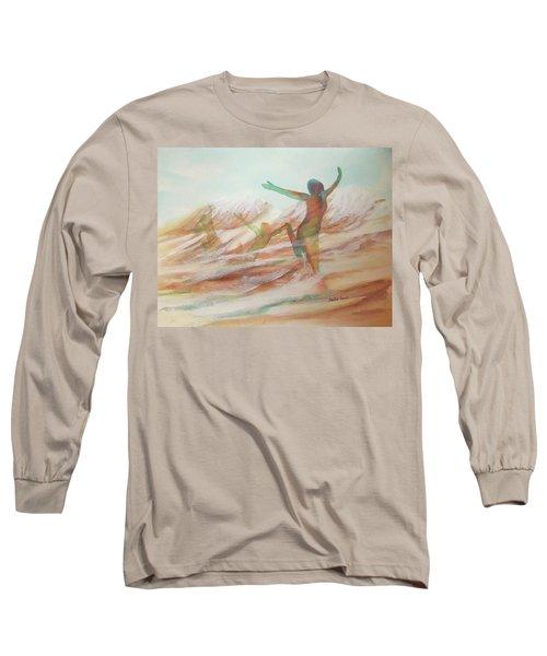 Life Transcendent Long Sleeve T-Shirt