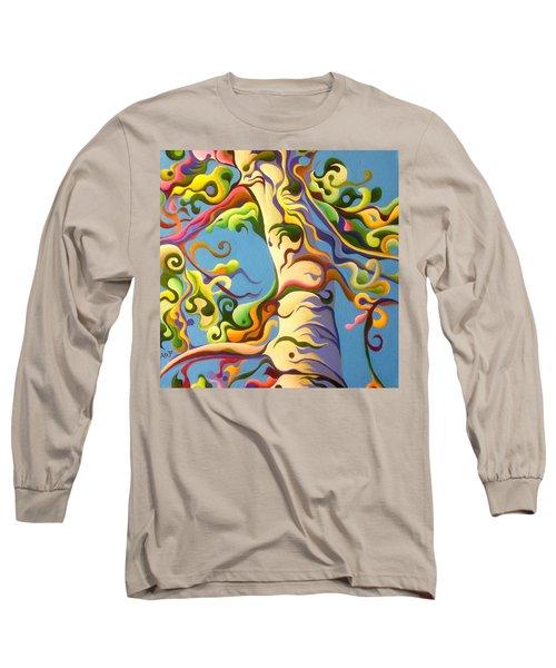 Life's A Birch Long Sleeve T-Shirt