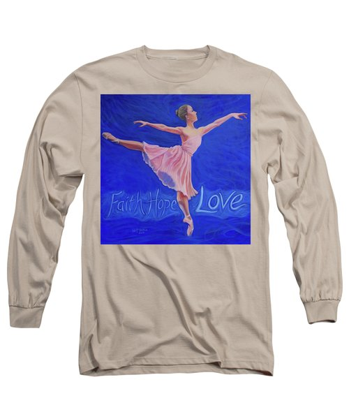 Life's Dance Long Sleeve T-Shirt