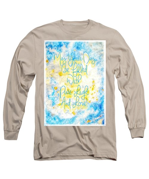 Light And Love Long Sleeve T-Shirt