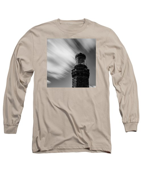 Light And Time Long Sleeve T-Shirt