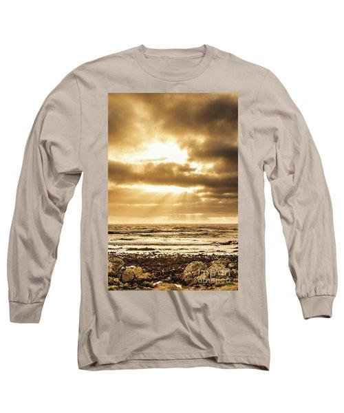 Light Of Dusk Long Sleeve T-Shirt