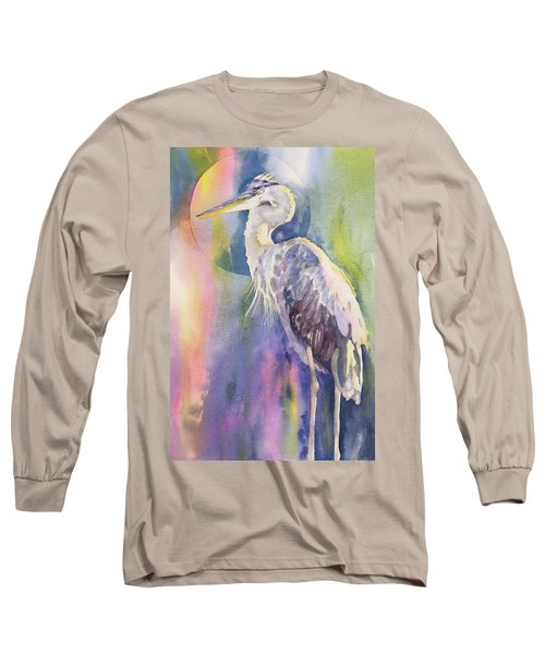 Light Of The Silvery Moon Long Sleeve T-Shirt