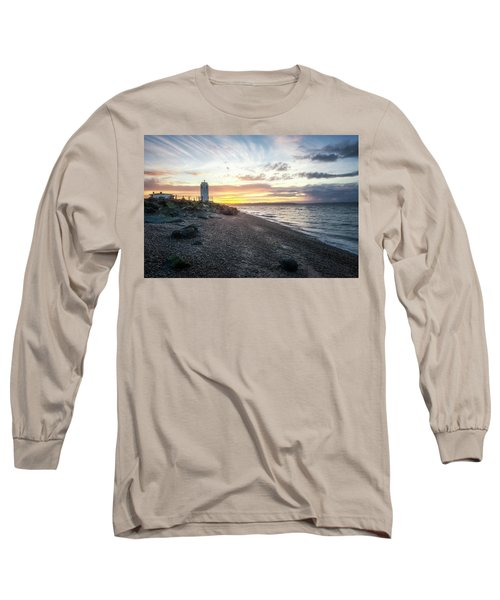 Light On Puget Sound Long Sleeve T-Shirt