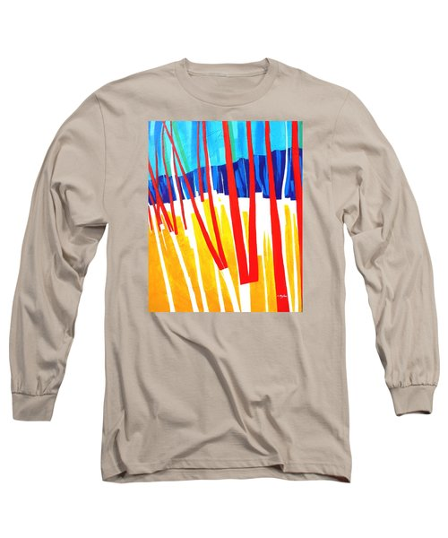 Light Through The Trees Long Sleeve T-Shirt