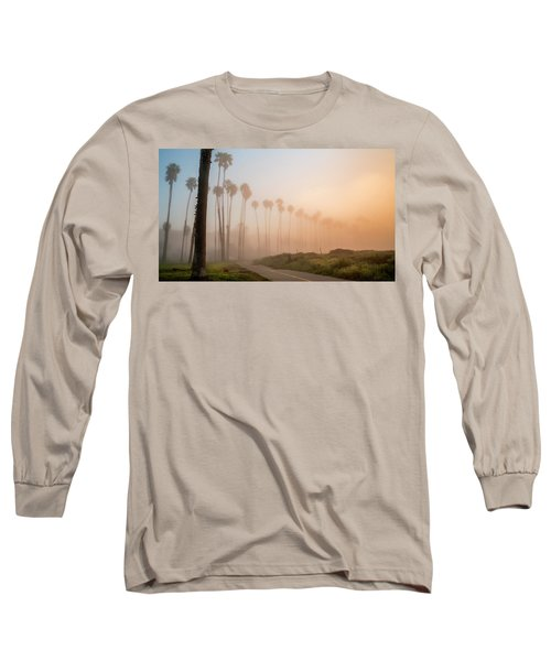 Long Sleeve T-Shirt featuring the photograph Lighter Longer by Sean Foster