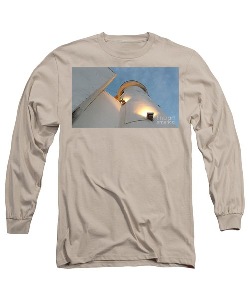 Scarborough Lighthouse Long Sleeve T-Shirt