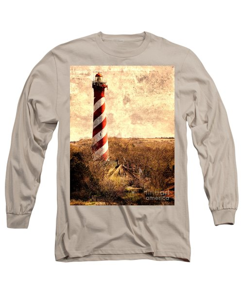 Lighthouse Westerlichttoren Long Sleeve T-Shirt