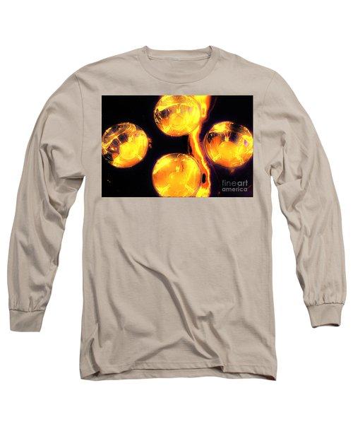 Lights Under Glass3 Long Sleeve T-Shirt