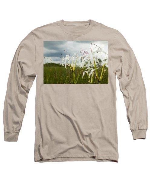 Lilies Thunder Long Sleeve T-Shirt