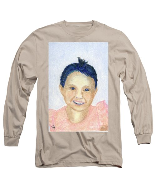 Lillian Long Sleeve T-Shirt