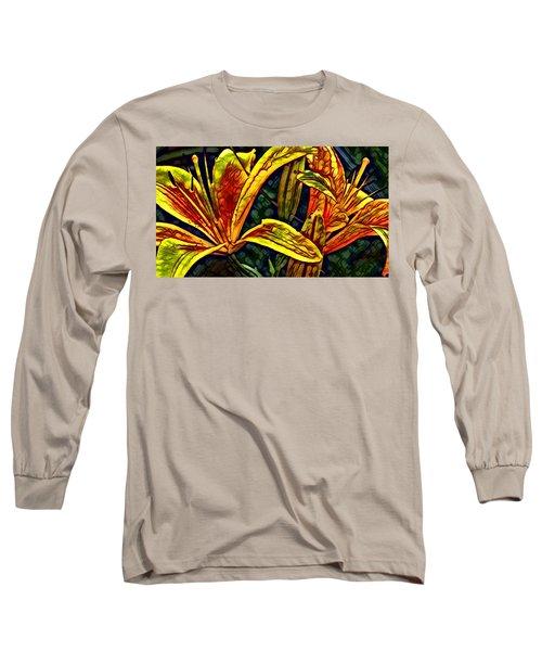 Lilly Fire Long Sleeve T-Shirt
