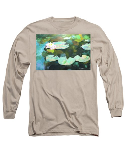 Lillypad Reflections Long Sleeve T-Shirt