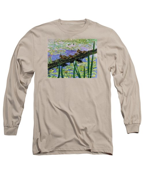 Lily Marsh Family Long Sleeve T-Shirt