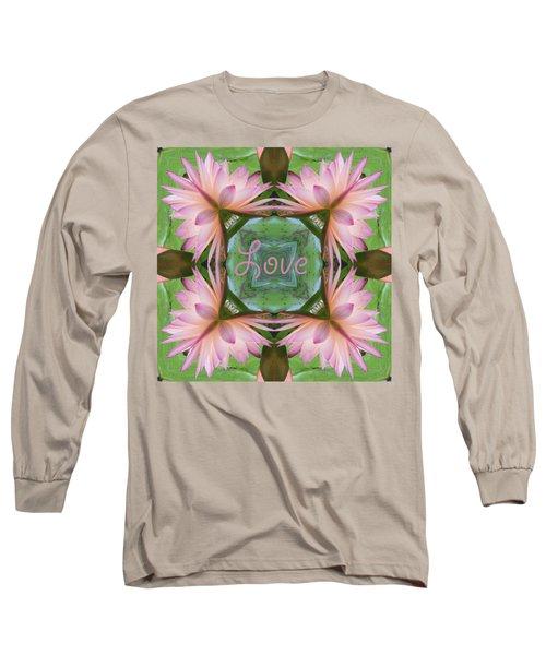 Lily Pad Love Long Sleeve T-Shirt