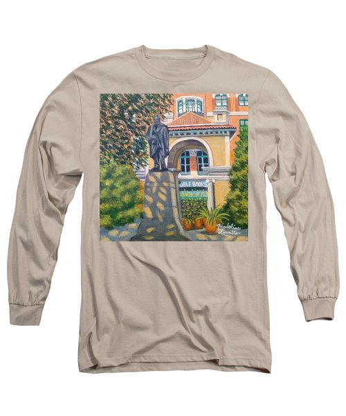Lincoln At Union Square, N.y. Long Sleeve T-Shirt