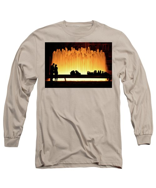 Lincoln Center Fountain Long Sleeve T-Shirt