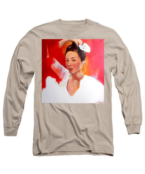 Linda Lightbody Long Sleeve T-Shirt