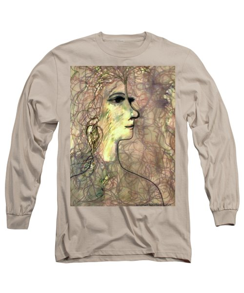 Line With Feeling Long Sleeve T-Shirt