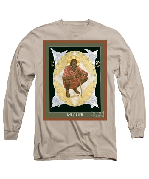 Lion Of Judah - Rlloj Long Sleeve T-Shirt