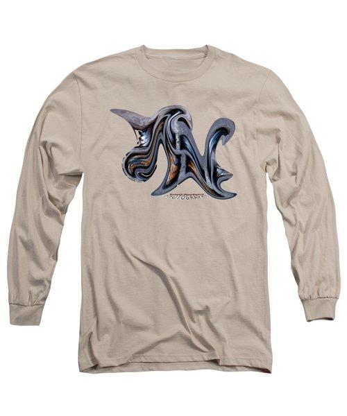 Liquid Rhino Transparency Long Sleeve T-Shirt