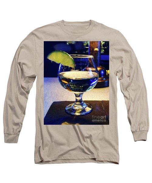 Liquid Sunshine Long Sleeve T-Shirt by Megan Cohen