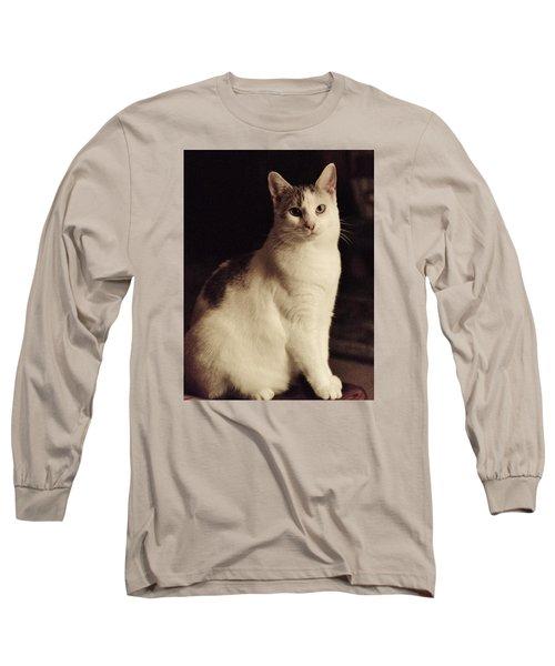 Lisa-lisa Posing Long Sleeve T-Shirt