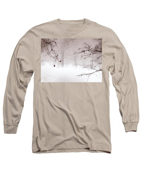 Listening Long Sleeve T-Shirt by Trilby Cole
