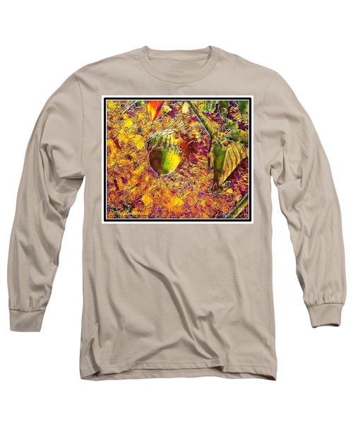 Little Acorn Long Sleeve T-Shirt by MaryLee Parker