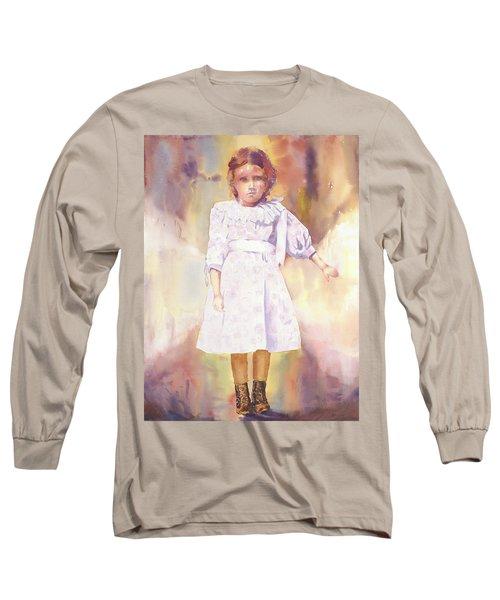 Little Anna Long Sleeve T-Shirt by Tara Moorman