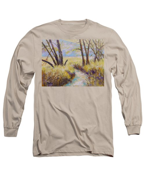 Little Creek Long Sleeve T-Shirt by William Reed