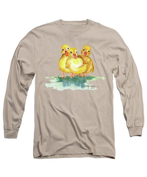 Little Ducks Long Sleeve T-Shirt
