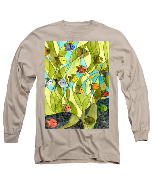 Little Fish Big Pond Long Sleeve T-Shirt