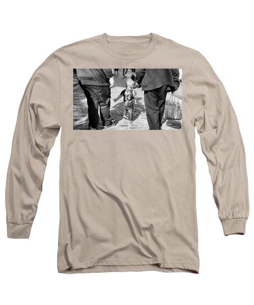 Little Man Long Sleeve T-Shirt