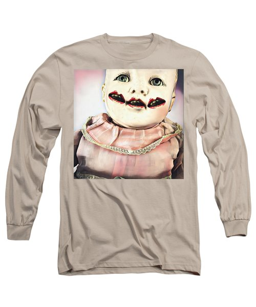 Little Monster Long Sleeve T-Shirt