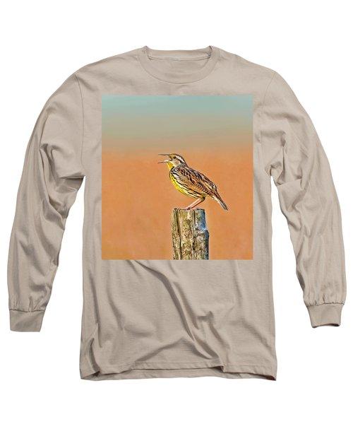 Little Songbird Long Sleeve T-Shirt