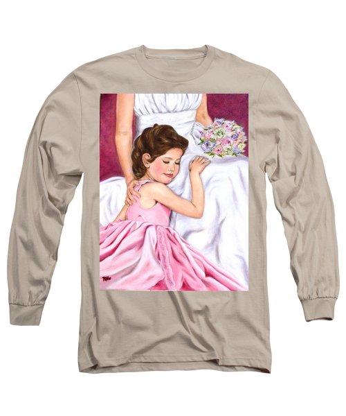 Littlest Wedding Belle Long Sleeve T-Shirt