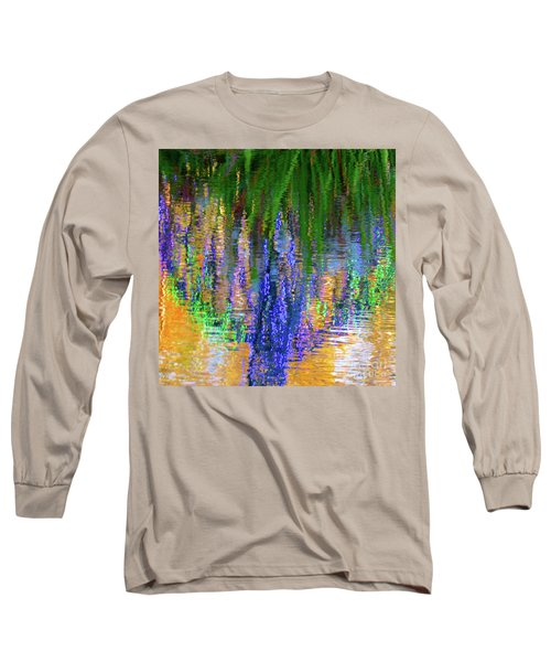 Living Color Reflection Long Sleeve T-Shirt
