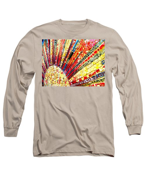 Living Edgewater Mosaic Long Sleeve T-Shirt