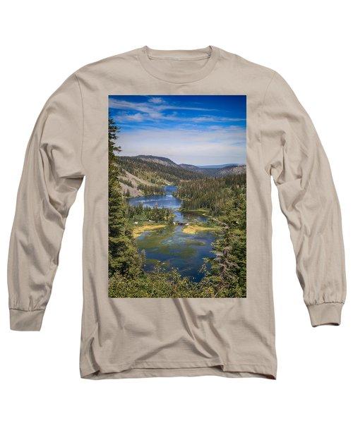 Living Long Sleeve T-Shirt