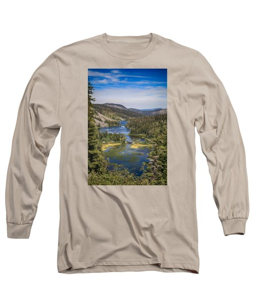 Living Long Sleeve T-Shirt