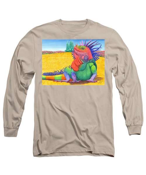 Lizard Of Oz Long Sleeve T-Shirt