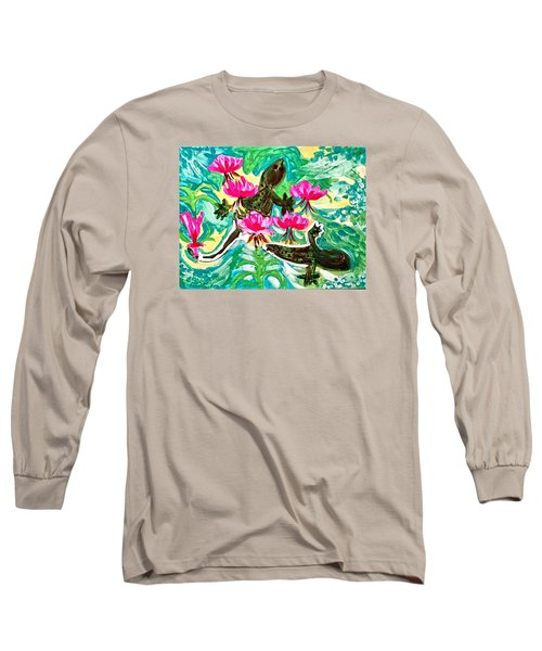 Lizards Long Sleeve T-Shirt
