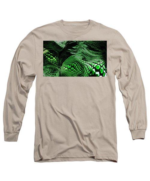 Dragon Skin Long Sleeve T-Shirt