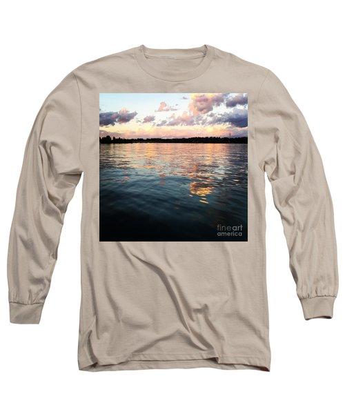 Lkn Water And Sky  I Long Sleeve T-Shirt