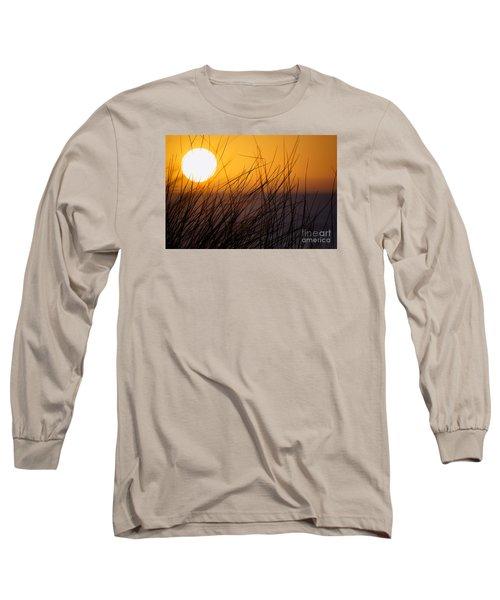 Llangennith Sun Long Sleeve T-Shirt