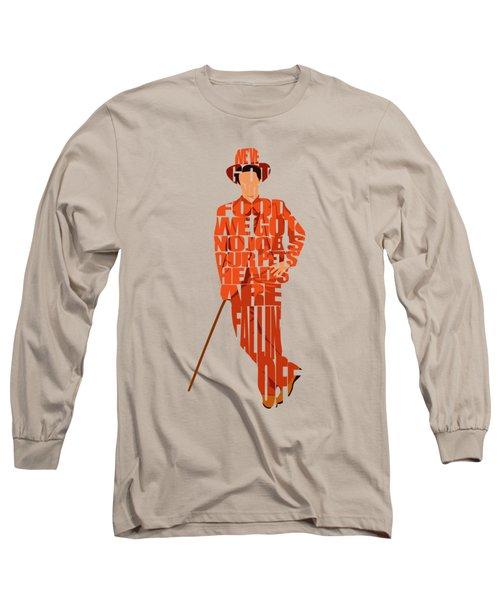 Lloyd Christmas Long Sleeve T-Shirt