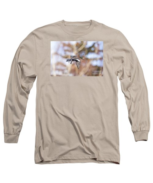 Locked Widgeon Long Sleeve T-Shirt